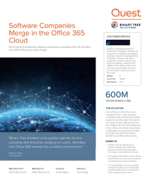 Software Companies Merge in the Office 365 Cloud