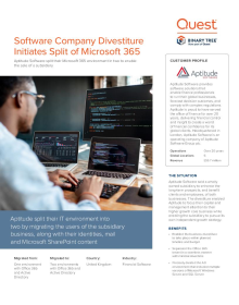 Software Company Divestiture Initiates Split of Microsoft 365